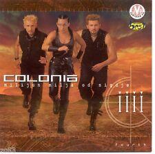 COLONIA CD Milijun milja od nigdje Zupanja Indira Croatia Hrvatska Kroatien Hit