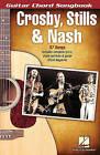 Crosby Stills & Nash Guitar Chord Songbook by Stills-Nash Crosby (Paperback, 2014)