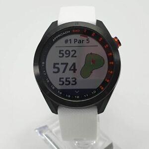 Garmin Approach S40 GPS Rangefinder Golf Watch #4329