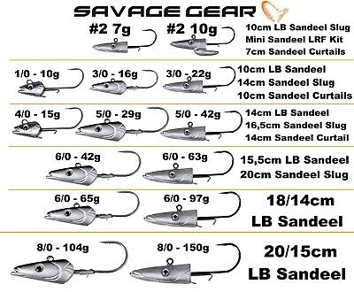 Savage gear bullet jig heads l #5//0 2pcs accessories soft lures new 2020