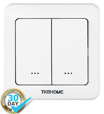 TKB Z-Wave Plus Double Wall Switch TKB TZ36-D Gen 5