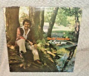David-Alexander-I-Love-You-12-034-LP-Vinyl-Record-Album