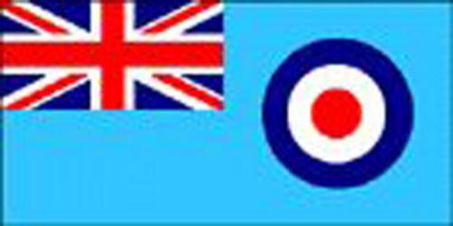 FLAG COFFINS RAF ENSIGN 8ft X 5ft IDEAL FOR FUNERALS