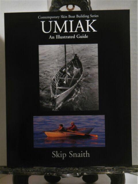 UMIAK Build Boat Building Skin Boat Building Aleut Inuit Plans Build Skip Snait