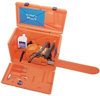 Husqvarna Chainsaw Case Designed Hold Husqvarna Saws Several Accessories Handl