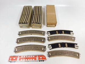 BZ898-2-30x-Maerklin-H0-00-AC-M-Gleis-Schiene-gebogen-fuer-3600-800-sehr-gut-OVP