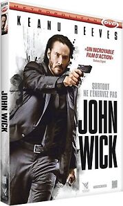 DVD-John-Wick-con-Keanu-Reeves-Nuovo-Imballato