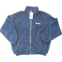 Team Middy Blue Match Fleece Fishing Jacket