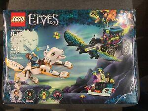 LEGO-ELVES-41195-Set-Emily-amp-Noctura-039-s-Showdown-brand-new