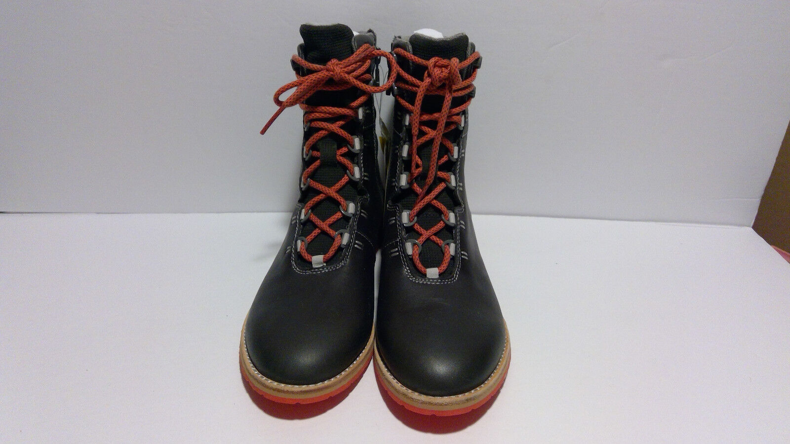 Ahnu Chenery Lace Up Boot Womens Size 7 Twilight