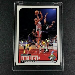 CHARLES-BARKLEY-1998-UPPER-DECK-CHOICE-50-RESERVE-CHOICE-HOLO-PARALLEL-NBA-HOF