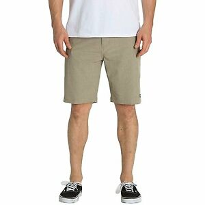 ae6046b8ea Details about NWT Billabong Men's Crossfire X Submersible Short, Gravel,  Size 30 and Size 38