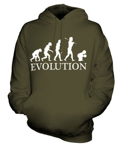 TODDLER PLAYING EVOLUTION OF MAN UNISEX HOODIE MENS WOMENS LADIES GIFT MOTHER
