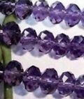 Wholesale Swarovski Crystal Gemstone Loose Beads -Deep purple A14