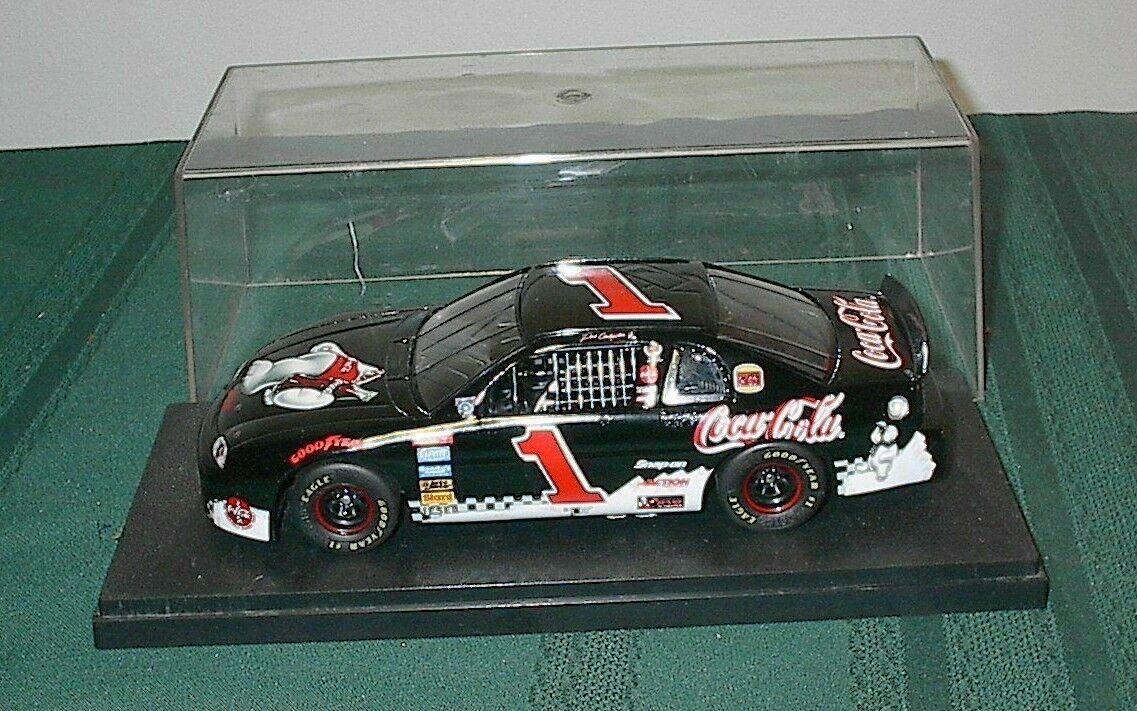 1998 Dale Earnhardt Jr Action Limited Edition 1 24 CocaCola NASCAR Race Car