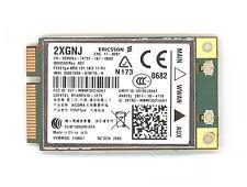 DELL 5550 WWAN Mobile Broadband Card 21Mbps HSDPA GPS Ericsson F5521gw