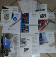 Uponor Wirsbo Info Pack Catalogs Install Guides Plumbing Radiant Propex Etc