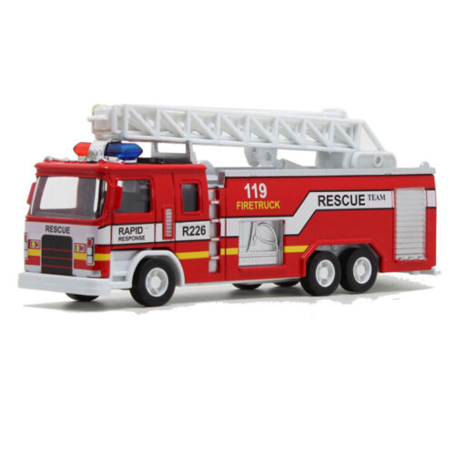 Toys For Boys Kids Children Fire Truck for 3 4 5 6 7 8 9 10 Years Olds Age Xmas