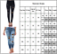 Women-Leopard-Ripped-Frayed-Skinny-High-Waist-Stretch-Denim-Pants-Jeans-Trousers thumbnail 3