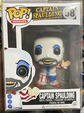 "4/"" House of 1000 Corpses Figure Funko POP Spielfiguren Spaulding Character Toy"