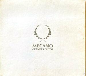 Mecano-2xCD-DVD-Grandes-Exitos-Gatefold-Cardboard-Sleeve-Spain-G-G