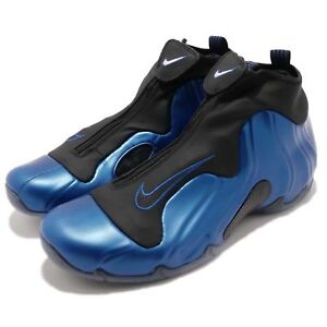 huge selection of 6b8bc cdfa7 Image is loading Nike-Air-Flightposite-AO9378-500-Dark-Neon-Royal-
