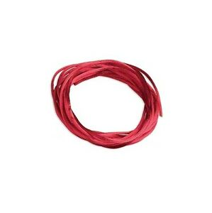 Satin-Bugtail-Cord-Red-1-5mm-Section-of-10-meters-10-9-Yards