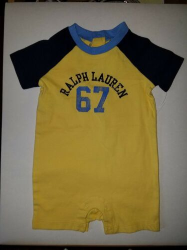 Ralph Lauren Baby Boys Shorttall Various Colors NWT
