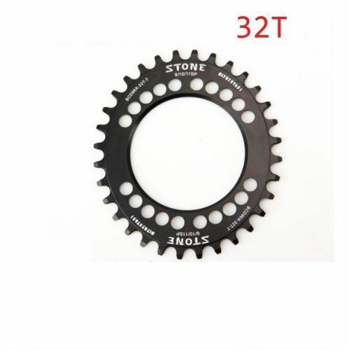 Bicycle Oval Chainring Narrow Wide 32 34 36 42T For Shimano XT XTR M8000  M9000
