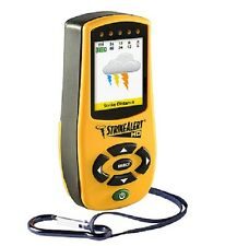 NEW StrikeAlert HD Personal Lightning Detector Weather Station Strike Alert