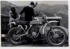 Foto Vera Gino Conti Cross Mav 125 cc 1975