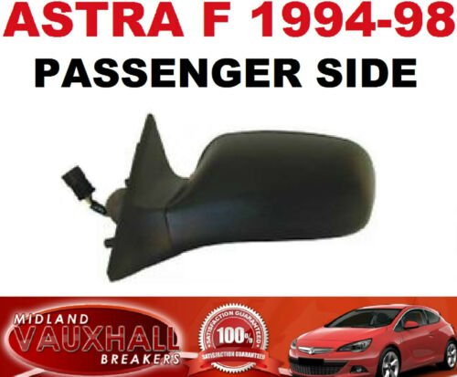 VAUXHALL ASTRA F MK3 94-99 ELECTRIC WING DOOR MIRROR LH NEW PASSENGER NEAR SIDE