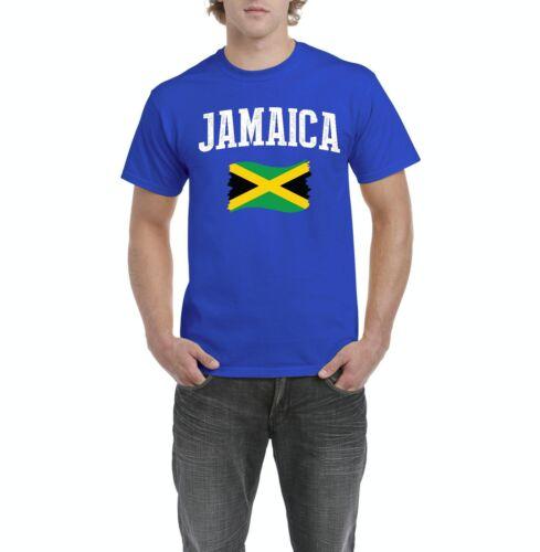 Jamaica  Men Shirts T-Shirt Tee