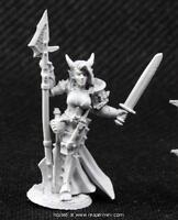 Reaper Miniature Dark Haven Legends S'kara - Female Skoli Warrior Rpr 03811