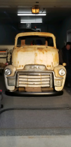 1952 gmc cabover COE 20k obo