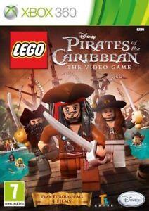 LEGO-Pirati-dei-Caraibi-Xbox-360-Menta-spedizione-lo-stesso-giorno-consegna-veloce