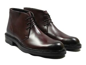 New-Mens-Lace-Up-Leather-Chelsea-Boots-Wedding-Office-Lucini-Shoes-Smart-Casual