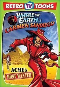Carmen Sandiego Season 1 dvd boxset sale