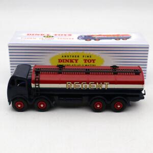 Atlas-Dinky-Toys-942-Foden-14-Ton-Tanker-Regent-Diecast-Model-Mint-boxed
