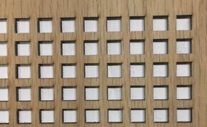 Radiateur Cabinet Décoratif Screening Perforé 4 Mm épais Placage Chêne Mdf Laser-afficher Le Titre D'origine 3ab3sytg-07165731-704099292