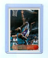 RAY ALLEN 1996-97 TOPPS #217 ROOKIE RC