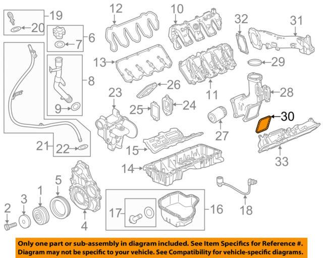 GM Oemengine Intake Manifold Gasket 97363570 Ebay. Gm Oemengine Intake Manifold Gasket 97363570. GM. GMC 228 Engine Diagram At Scoala.co