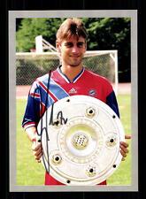 Oliver Kreuzer Autogrammkarte Bayern München Original Signiert