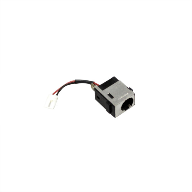 For Toshiba KIRABOOK 13 DC DC-IN Power Jack w// Cable Connector Socket Plug GT