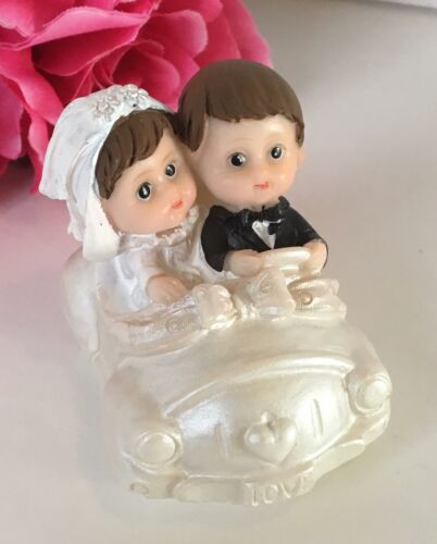 1PC-Wedding Cake Topper Party Table Vintage Decorations Recuerdos De Boda Pastel