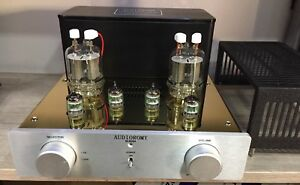 AUDIOROMY-FU29-Vacuum-Valve-Tube-Hi-end-Tube-Amplificatore-valvolare