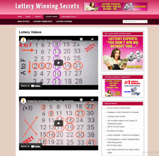 Money Making Website Lottery Winning Secrets Blog Free Hosting Installation