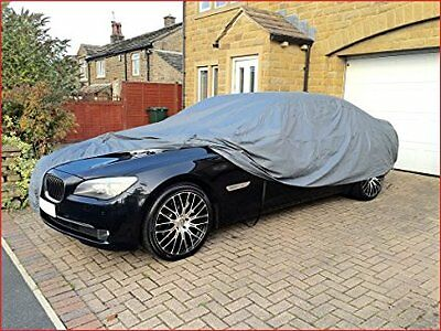 Premium Fully Waterproof Cotton Lined Car Cover Fits JAGUAR XK8 COUPE 96-05