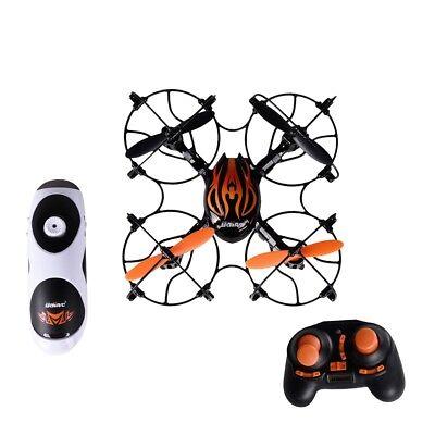 RC QUADROKOPTER Mini Drohne U830 mit Nano Fernsteuerung 6 Achsen Gyro Udi