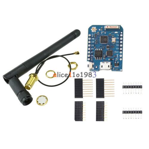 D1 Mini Pro V1.1.0-16MB External Connector ESP8266 Series WIFI Wireless Antenna